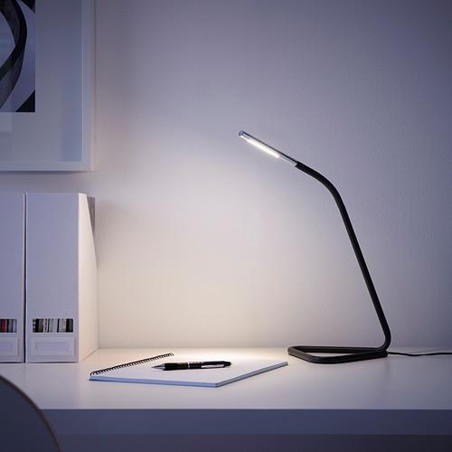 HÅRTE lámpara de trabajo LED integrada