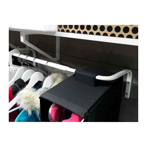 MULIG barra para ropa