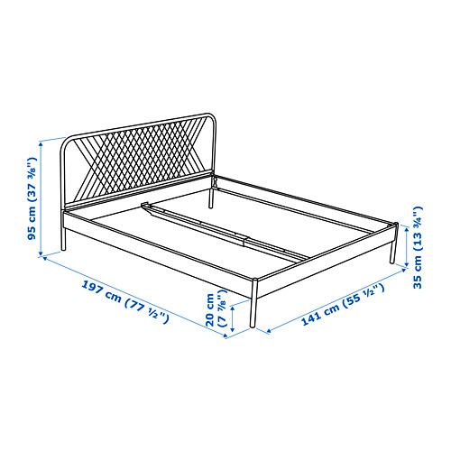 NESTTUN estructura de cama