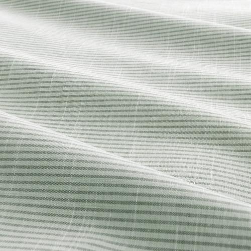 BERGPALM funda de edredón+funda(s) de almohada 118 hilos, full queen
