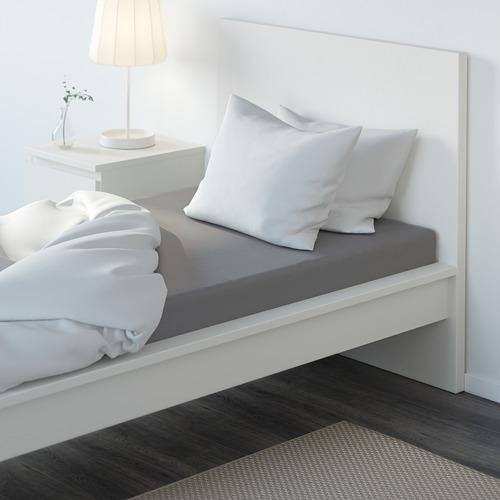 ULLVIDE sábana ajustable, 200 hilos, twin