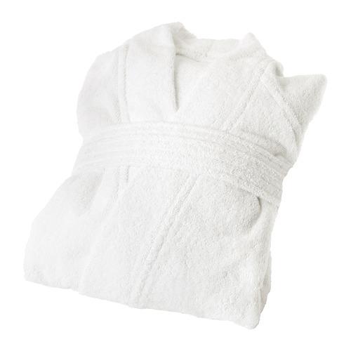ROCKÅN bata de baño, talla: L/XL, peso: 380 g/m²
