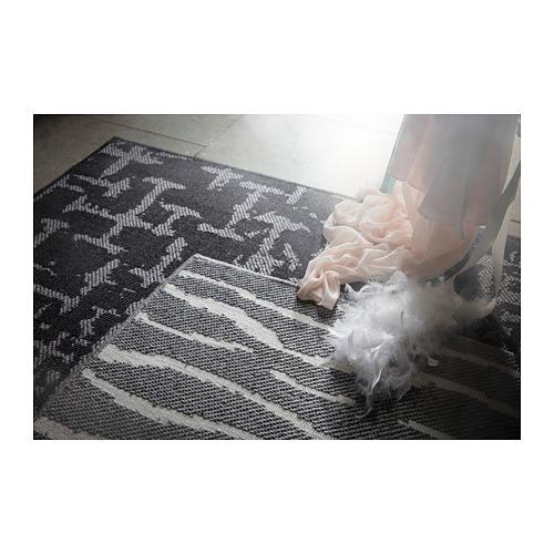 "GLUMSÖ alfombra, lisa, 4' 4""x 6' 5"""