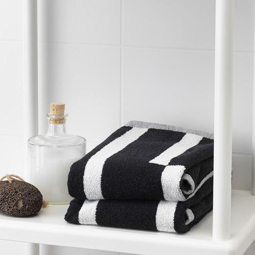 KINNEN toalla de mano, peso: 500 g/m²