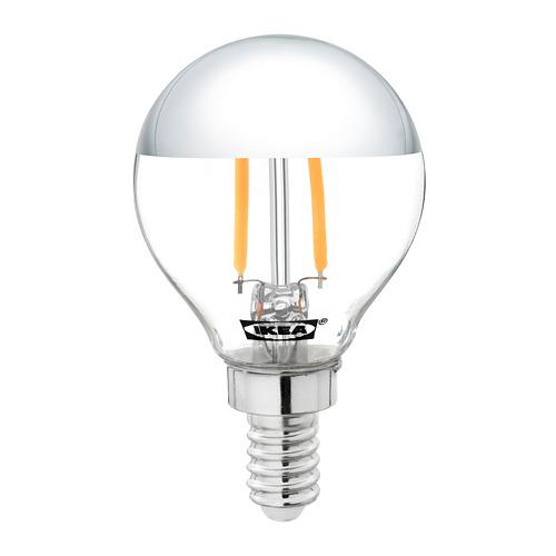 SILLBO LED bulb E12 140 lumen