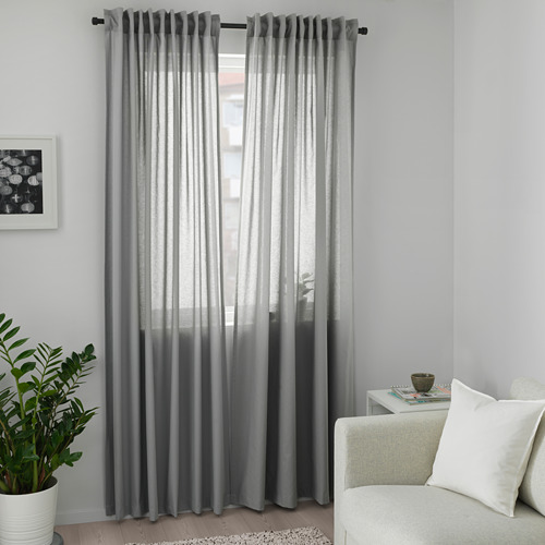 ANNALOUISA cortinas, 1 par