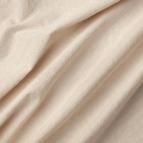 AMILDE cortinas con tiras, 1 par