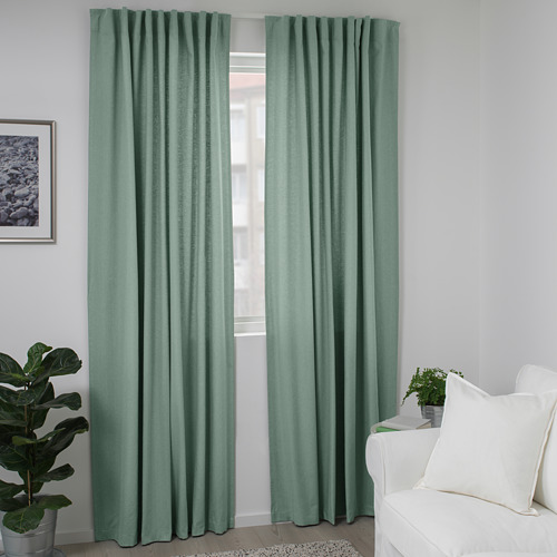 TIBAST curtains, 1 pair