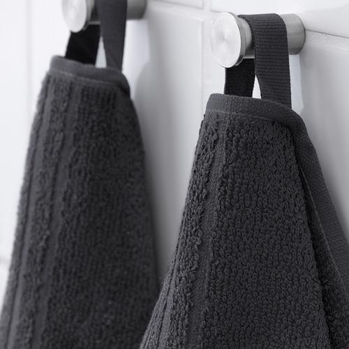 VÅGSJÖN toalla de visita, juego de 4, peso: 400 g/m²