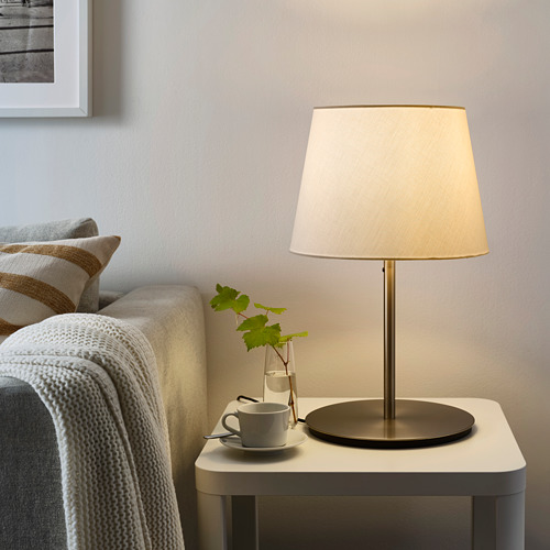 SKAFTET base para lámpara de mesa