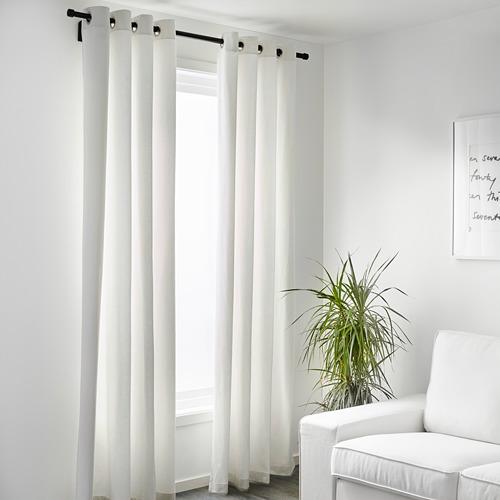 MERETE cortinas opacas, 1 par