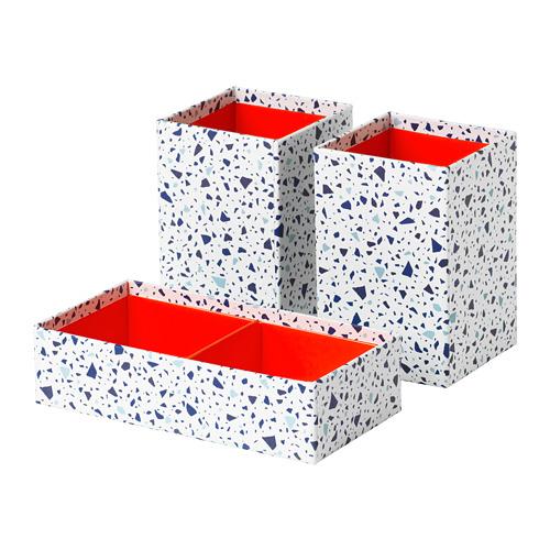 MÖJLIGHET box, set of 3