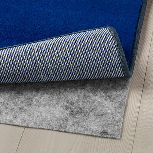 "VINDERUP alfombra, pelo corto, 4' 4""x 6' 5"""