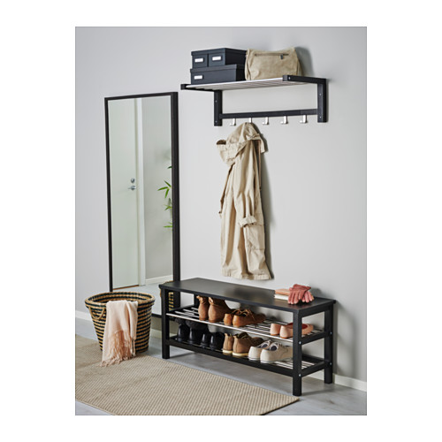 TJUSIG banco+almacenaje para zapatos