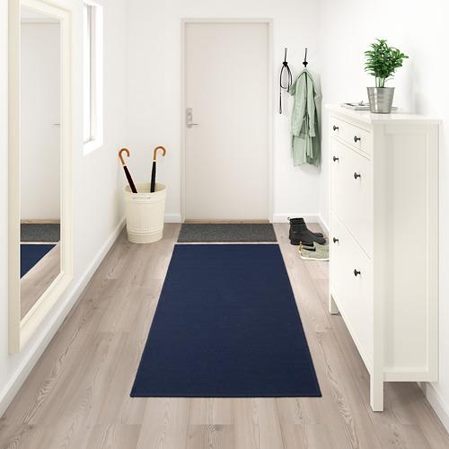 TYRSTED alfombra, lisa