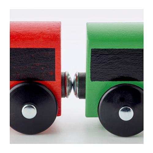 LILLABO juego de tren básico, 20 piezas