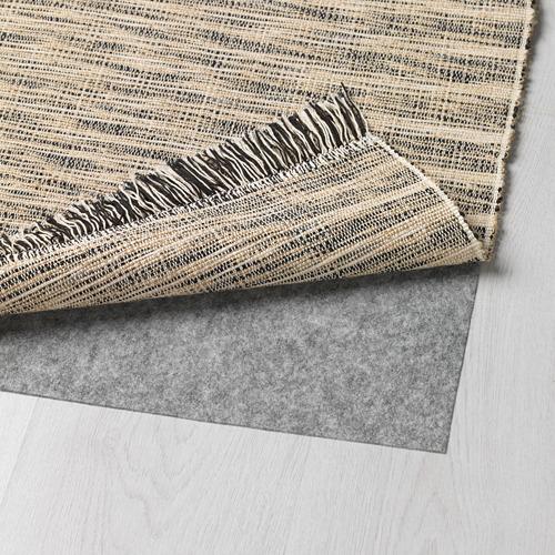 TAULOV alfombra, lisa