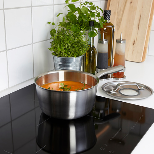 SENSUELL saucepan with lid