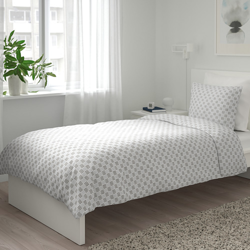 SILVERFRYLE duvet cover and pillowcase(s)