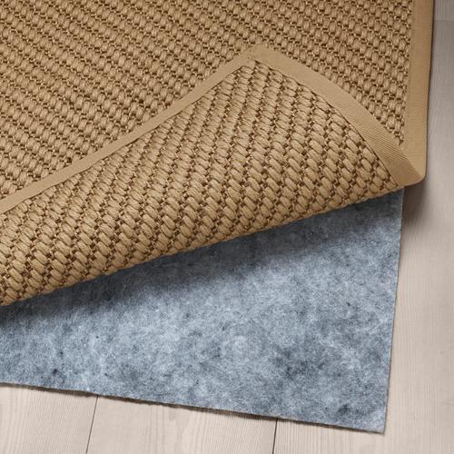 HELLESTED alfombra, lisa