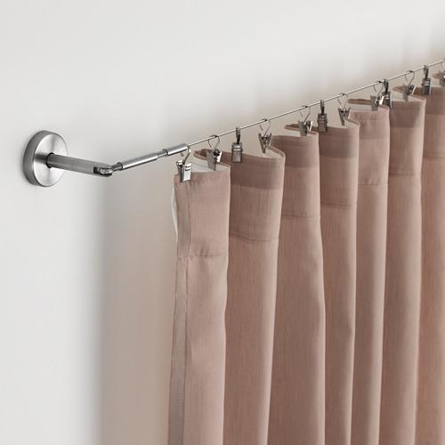 DIGNITET alambre para cortina