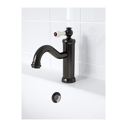 HAMNSKÄR llave para lavamanos con filtro
