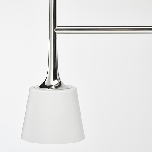 TYBBLE LED pendant lamp with 5 lamps