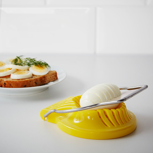 SLÄT egg slicer