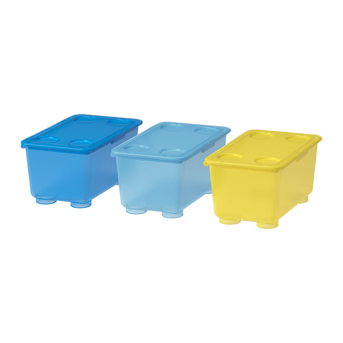 GLIS box with lid