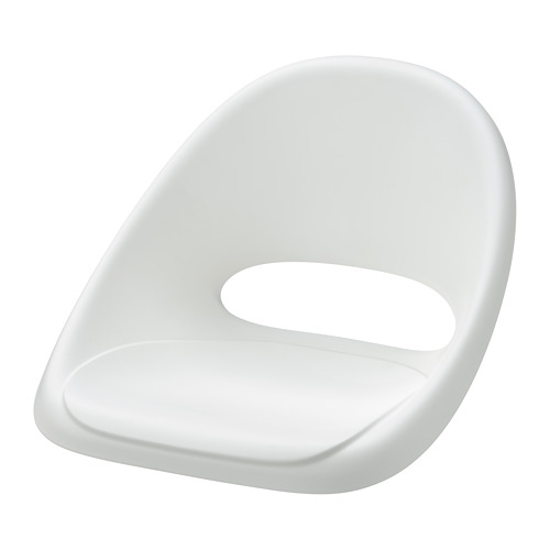 LOBERGET seat shell for junior chair