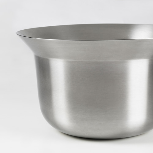 OMTÄNKSAM mixing bowl with lid