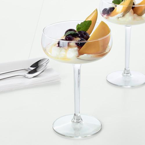 STORHET champagne coupe