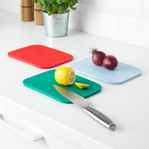 IKEA 365+ tabla de cortar,3 piezas