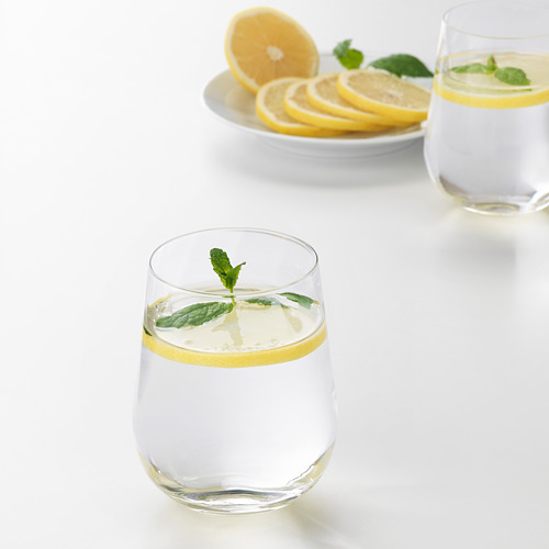 KONUNGSLIG glass