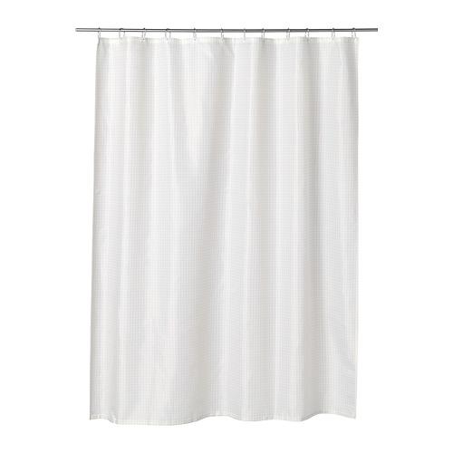 SAXÄLVEN cortina de baño