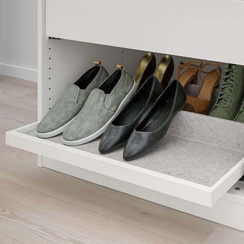 KOMPLEMENT accesorio zapatos bandeja extraíble