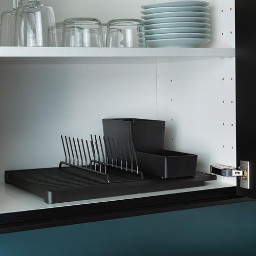 RINNIG kitchen utensils holder+plate holder+disch drainer