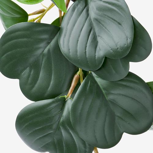 "FEJKA planta artificial con maceta, 3 1/2"" de diámetro"