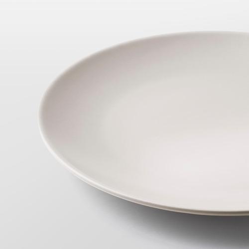 "DINERA plato, 8"" de diámetro"