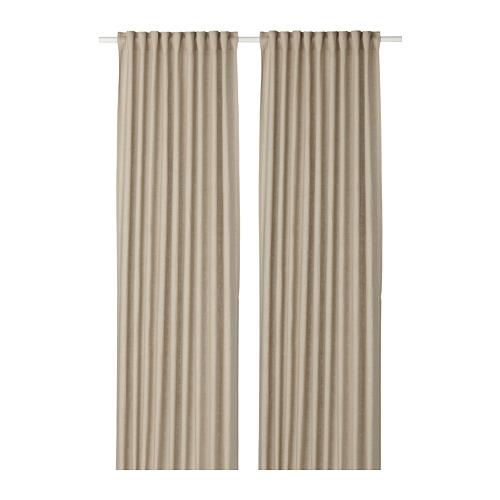 AINA cortinas, 1 par