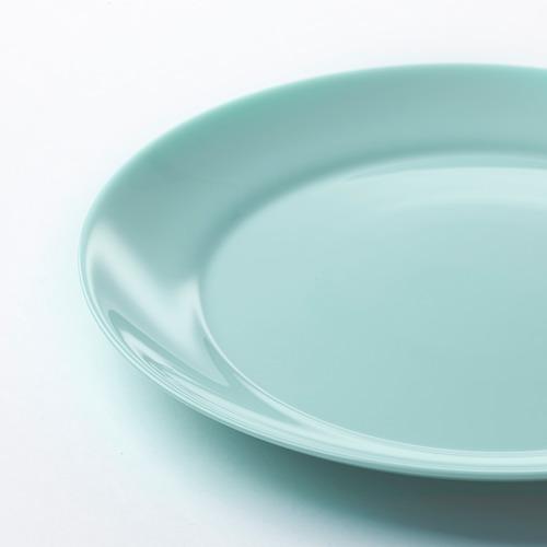 """BESEGRA  juego de 4 platos de 8"""" de diámetro"""