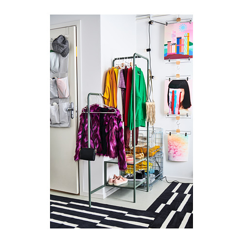 NIKKEBY clothes rack
