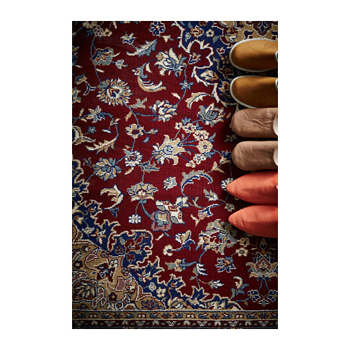VEDBÄK alfombra, pelo corto