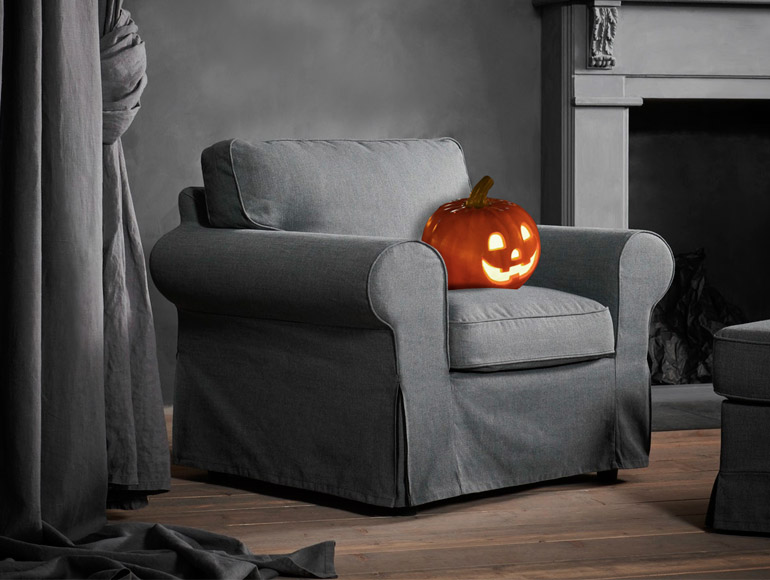Hechiza tu decoración en Halloween