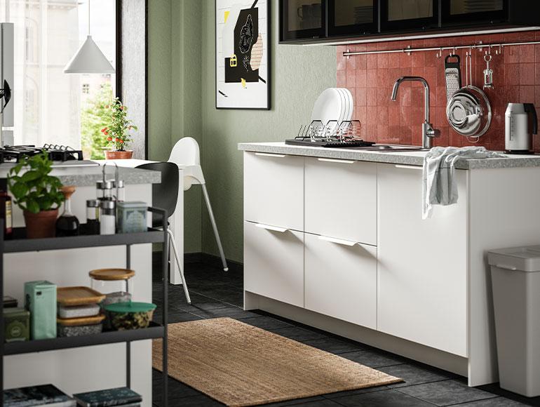 Cómo personalizar una cocina compartida