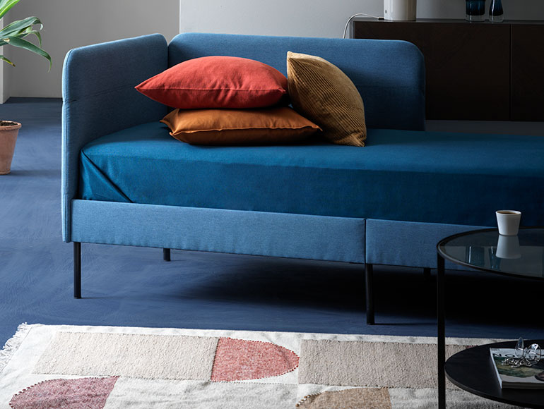 Smart furnishing solutions for small space living
