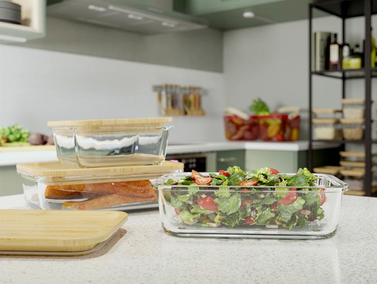 New year's resolution: saving food