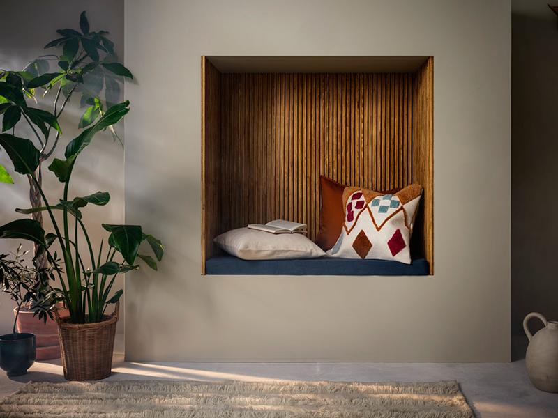 Novedades: textiles de diseño tradicional con un toque moderno