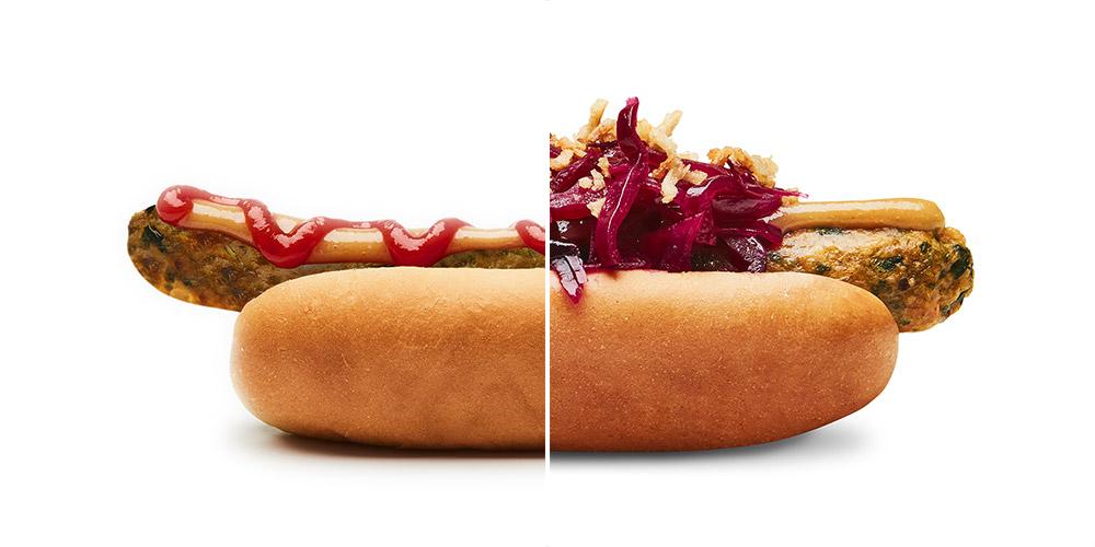 El perrito vegetariano de IKEA